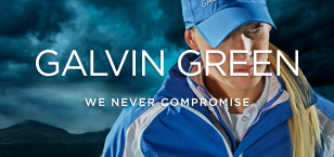 Galvin Green - Ladies and Mens Golf Clothes - Golf Clothing - Golf Accessories