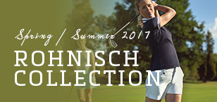 Rohnisch ladies womens golf collection clothing