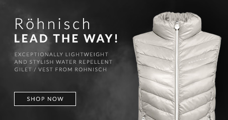 ROHNISCH LIGHT DOWN GILET / VEST