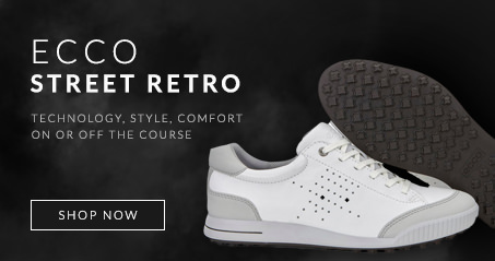 ECCO MENS GOLF STREET RETRO