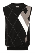 Picture of Ping Collection Benito Tank Top - Black /White