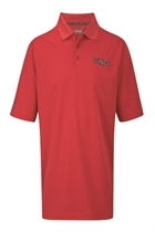 Picture of Ping Collection Eagle Tour Polo Shirt - Faded Red