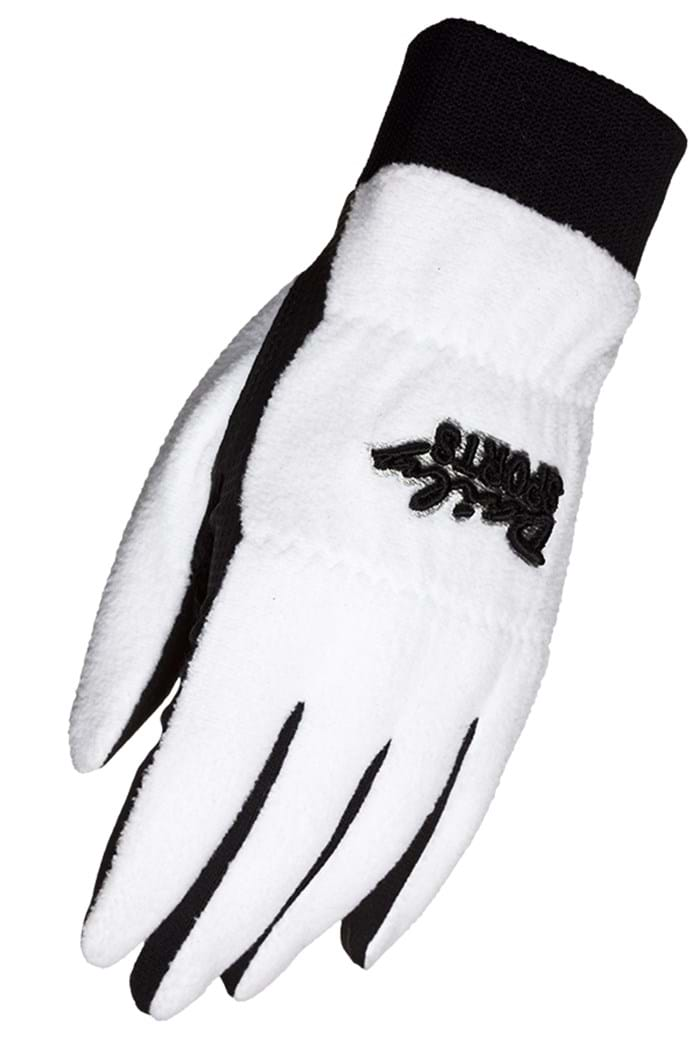 Picture of Daily Sports NOPIC Fleece Pair Gloves - White