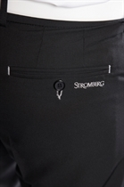 Picture of Stromberg Sintra - Black with white embrodiery