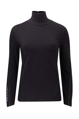 Picture of Ping Collection Mystery Rollneck - Black
