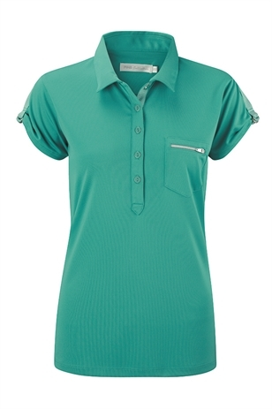Picture of Ping Collection Amaya Polo Shirt - Spearmint