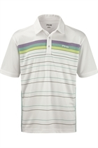 Picture of Ping Collection Paradise Polo Shirt - White Multi