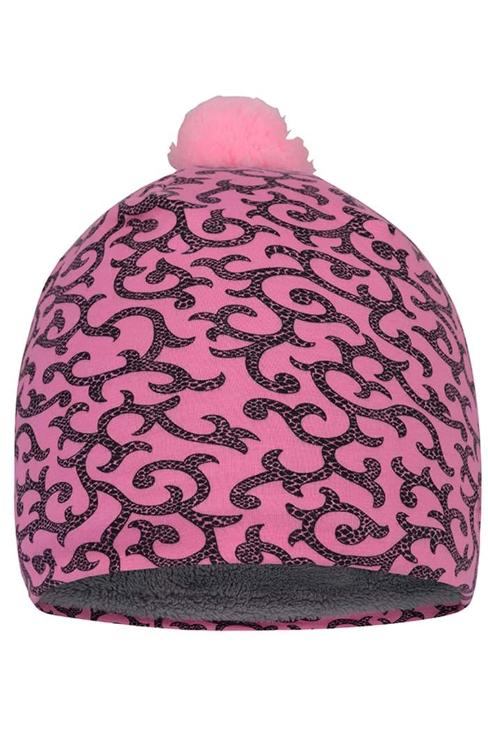 Picture of Green Lamb ZNS Annemarie Beanie - Pink Scrol