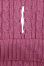 Picture of Green Lamb NOPIC Bella Cable Scarf - Pink