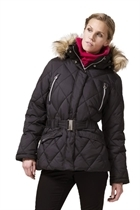 Picture of Rohnisch Nereid Short Jacket - Black - LAST FEW