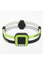 Picture of Trionz Duo Loop Magnetic Health Bracelet - Black/Lime
