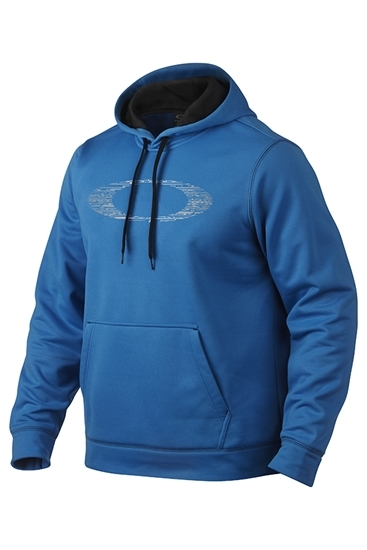 Oakley Garo Pullover Hoodie Electric Blue Oakley