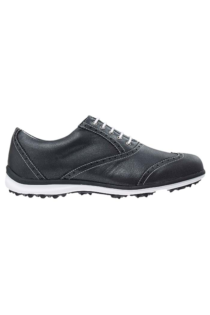 Picture of Footjoy NOPIC Ladies LoPro Casual Golf Shoes - Black/White