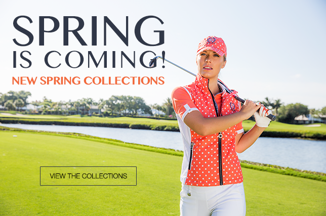 Women Golf Clothing Sale Ladies' Designer Golf Apparel, Shoes, Accessories, and more are featured at Lady Golf. Find the hottest styles and trends in