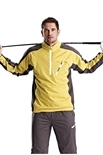 Picture of Ping Collection Topspin Waterproof Top - Mustard