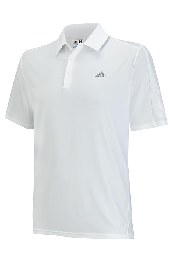 Adidas Zns Climacool Classico Grassoni 3 Strisce Polo Bianca