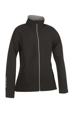 Picture of Galvin Green zns Anne PacLite Jacket - Black/Silver Grey