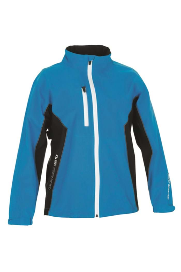 Picture of Galvin Green zns Junior Richie PacLite Jacket - Blue/Black/White