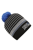 Picture of Oscar Jacobson Ray Golf Hat - Black/White/Blue