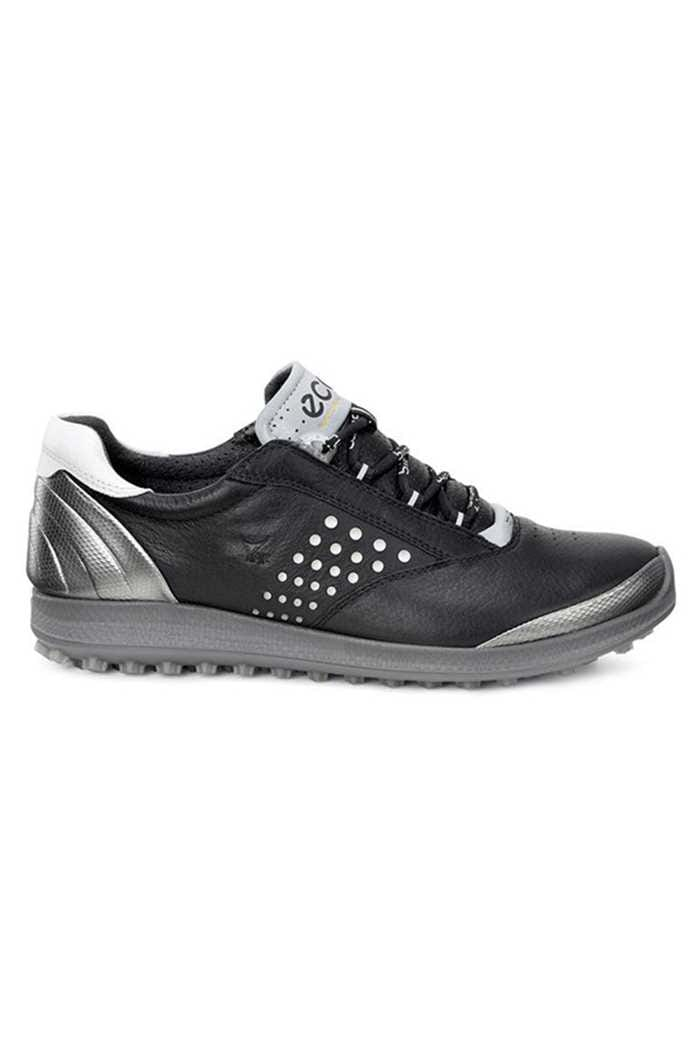 Picture of Ecco zns Ladies Biom Hybrid 2  Golf Shoes - Black/Buffed Silver