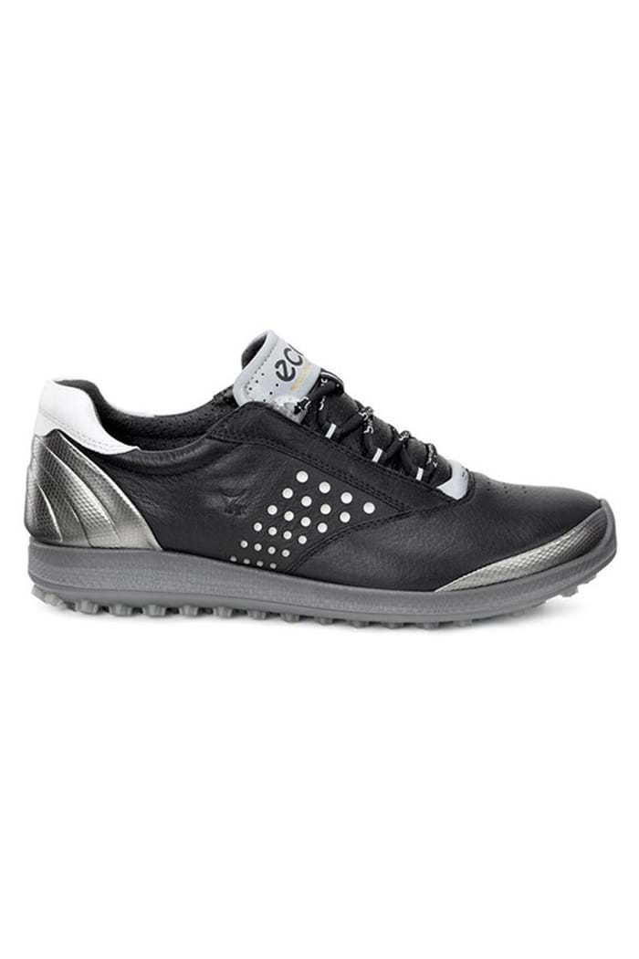 dae8abceb4a Picture of Ecco zns Ladies Biom Hybrid 2 Golf Shoes - Black/Buffed Silver