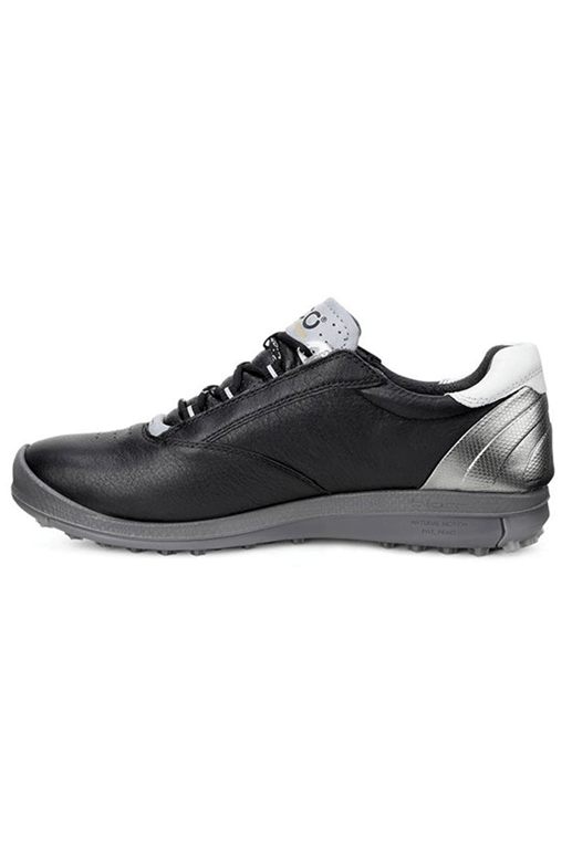 aa37c239a1e6 Picture of Ecco zns Ladies Biom Hybrid 2 Golf Shoes - Black Buffed Silver