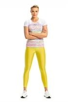 Picture of Rohnisch Gina Tee Top - Clover Multi