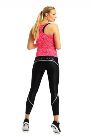 Picture of Rohnisch Fitness Long Racerback AOP - Clover Tone Blossom