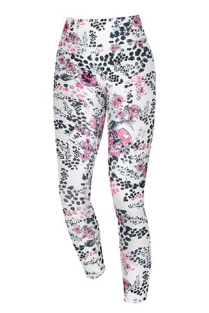 Picture of Rohnisch Fitness Malin 7/8 Tights - Flowerfield Blossom