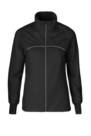 Picture of Rohnisch Fitness Tora Run Jacket - Black