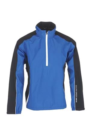 Picture of Galvin Green Action 1/2 Zip PacLite - Imperial Blue / Black