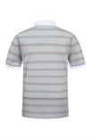 Picture of Oscar Jacobson Lyndon Polo Shirt - Light Grey