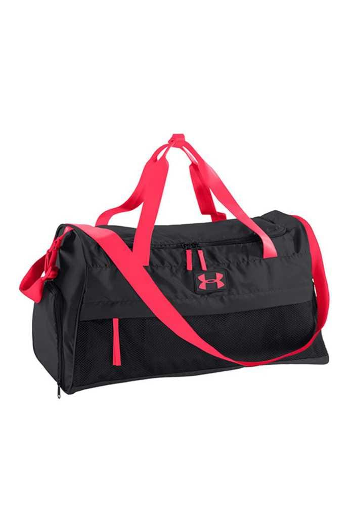 Picture of Under Armour zns Womens Escape Duffel Bag - Black/Neo Pulse