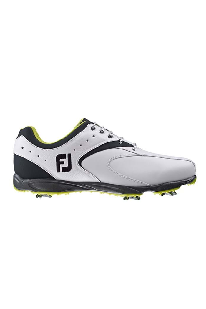 Picture of Footjoy NOPIC HydroLite 2.0 Golf Shoes - White/Black