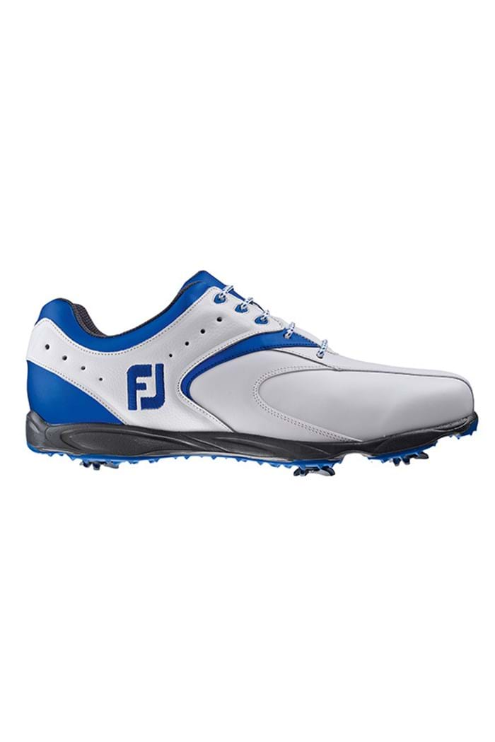 Picture of Footjoy NOPIC HydroLite 2.0 Golf Shoes - White/Blue