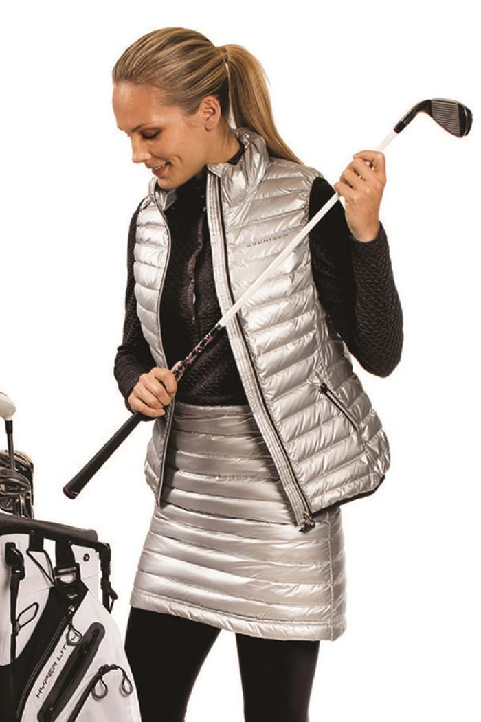 Picture of Rohnisch zns Light Down Skirt - Silver