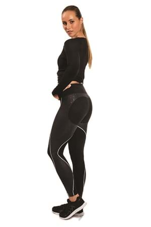 Picture of Rohnisch Shape Rex Tights - Black