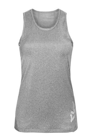 Picture of Rohnisch Genna Singlet - Grey Melange
