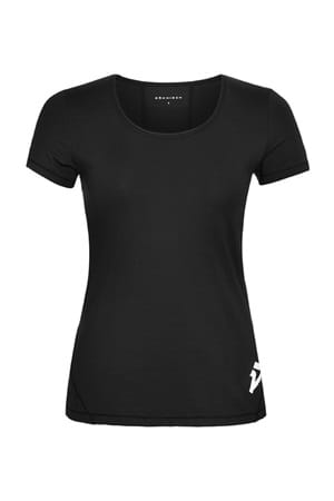 Picture of Rohnisch Genna Tee Top - Black