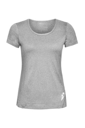 Picture of Rohnisch Genna Tee Top - Dark Grey Melange