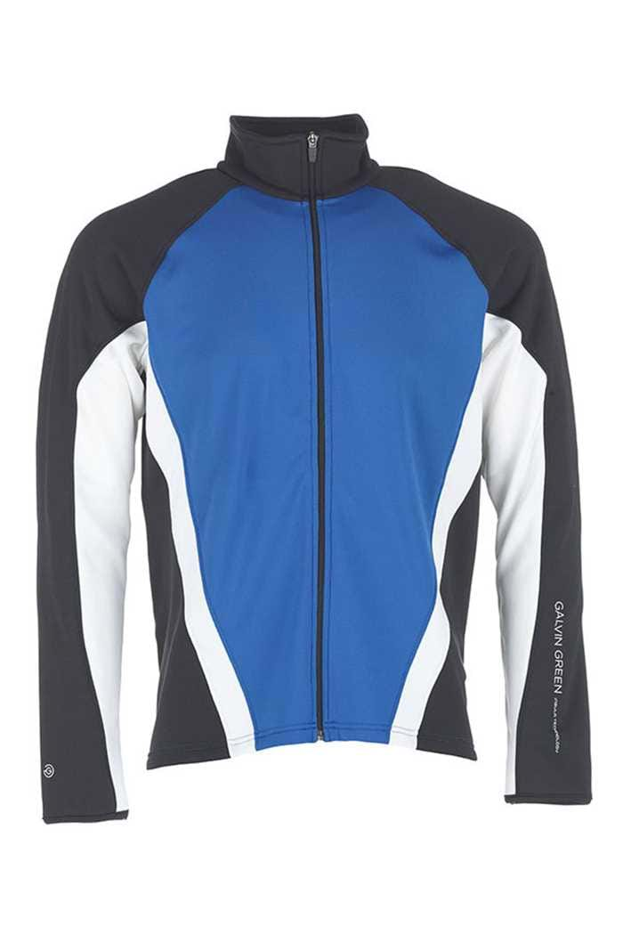 Picture of Galvin Green zns Darrel Insula Jacket - Imperial Blue/Black