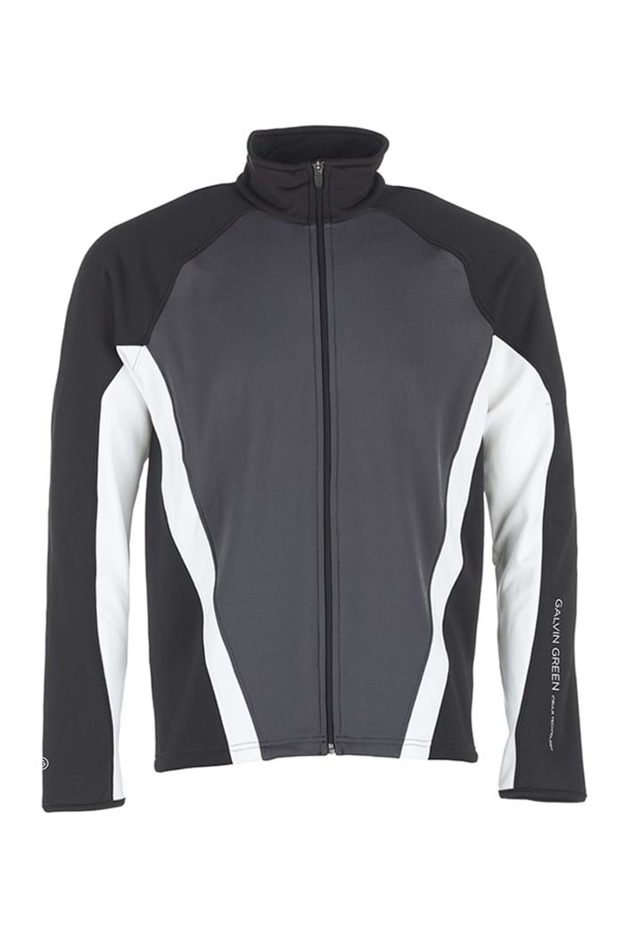 Picture of Galvin Green ZNS Darrel Insula Jacket - Iron/Black/White