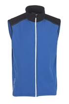 Picture of Galvin Green Denver Bodywarmer - Imperial Blue/Black