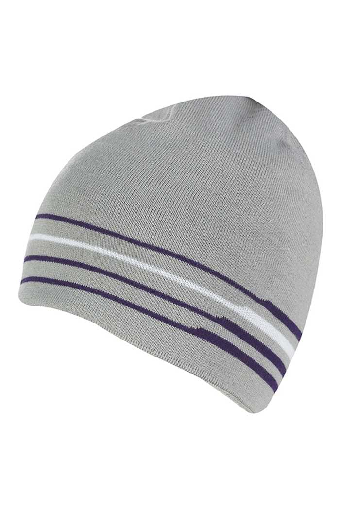 Picture of Galvin Green ZNS Brant Knitted Hat - Steel/Plum/White