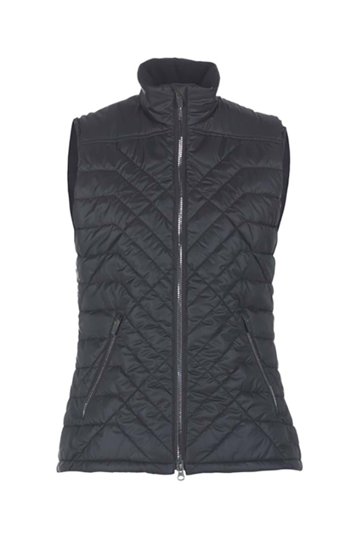 Picture of Galvin Green zns Bella Windstopper Bodywarmer/Gilet - Black