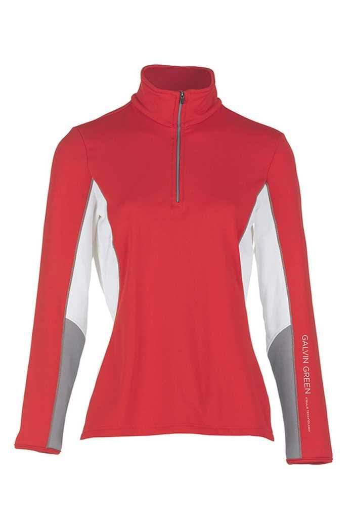 Picture of Galvin Green ZNS Donna Insula Pullover - Lipgloss/Steel/White
