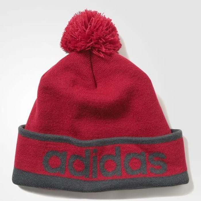Picture of Adidas ZNS Climaheat PomPom Beanie - Unity Pink/Grey
