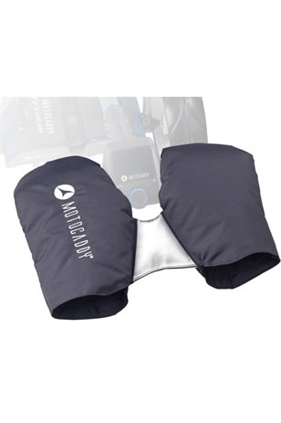 Picture of Motocaddy Trolley Mitts - Black