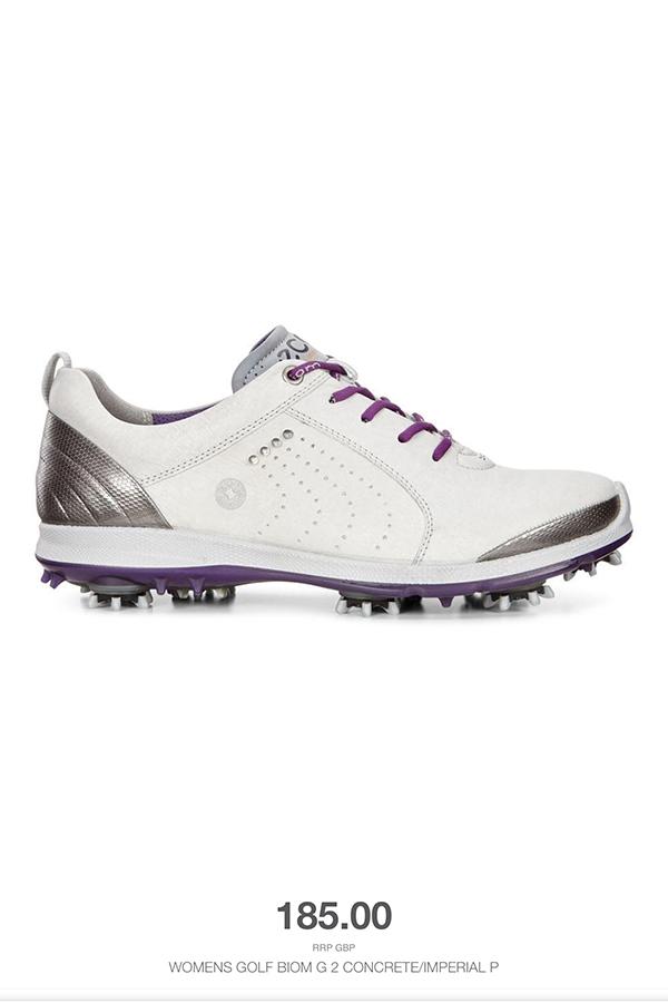 Ecco Ladies Golf Biom G2 Golf Shoes