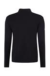 Picture of Callaway Men's 1/4 Zip Waffle Fleece Sweater - Caviar